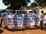 2010 feierte der Kindergarten sein 30-jähriges Bestehen.