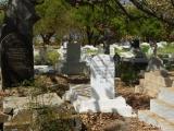 Auf dem Friedhof von Banjul...